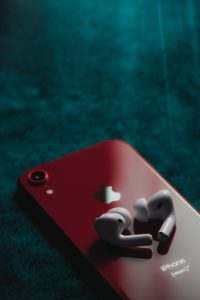ガジェット③:iPhoneXR