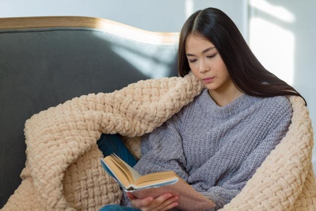 自粛期間に読書をするメリット