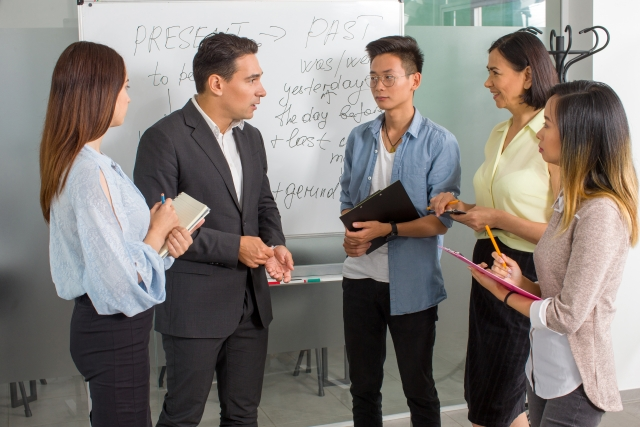 英語学習を継続させるためのコツ