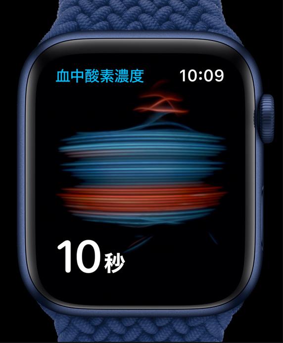 Apple Watch Series6の新機能